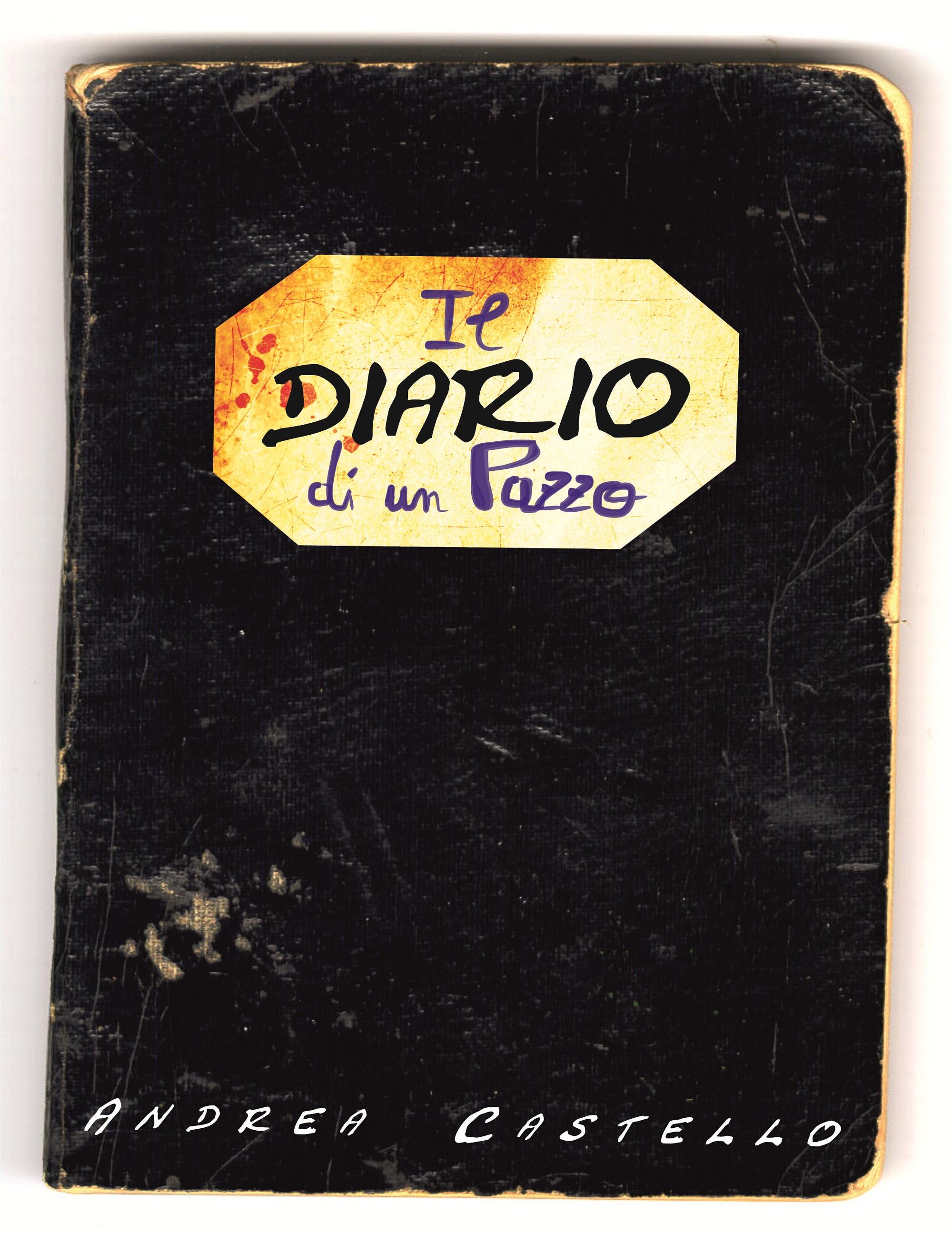 Copertina Il Diario di un pazzo